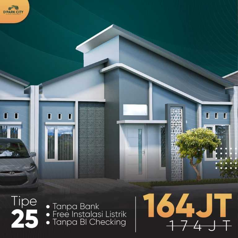 Rumah di Malang Harga di bawah 200 juta